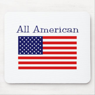 Alll American Mouse Pad