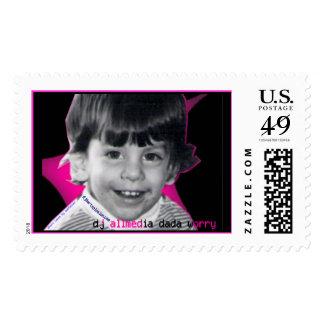 allmedia dada stamp