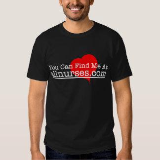 allnurses.com - You Can Find Me At T Shirt