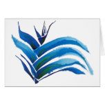 'Allo Aloe Notecard Greeting Cards