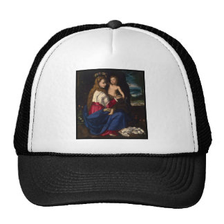 Allori Alessandro Allegory of the Christian Church Trucker Hat