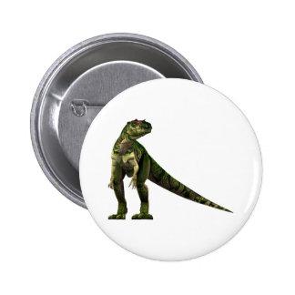 Allosaurus Pinback Button