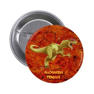 Allosaurus Buttons