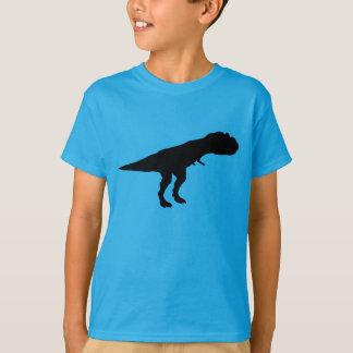 Allosaurus Dino Dinosaur Silhouette T-Shirt