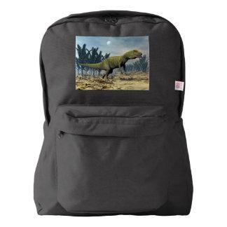 Allosaurus dinosaur - 3D render Backpack