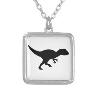 Allosaurus Dinosaur Pendant