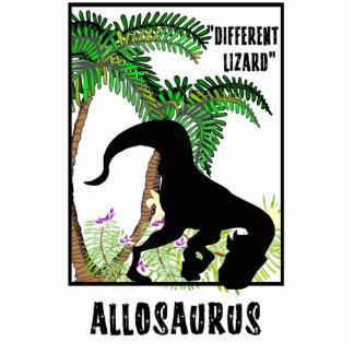Allosaurus Escultura Fotografica
