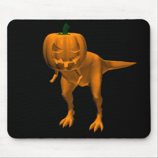 Allosaurus halloweenis mouse pad