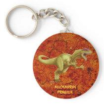 Allosaurus Keychain
