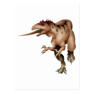 Allosaurus Postal