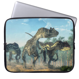 Allosauruses Computer Sleeve