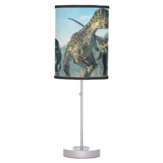 Allosauruses Desk Lamp