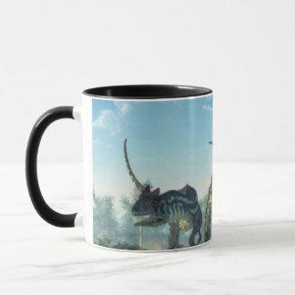 Allosauruses Mug