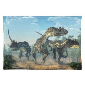Allosauruses Placemat