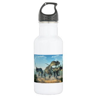 Allosauruses Water Bottle