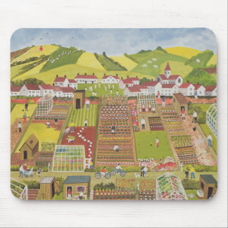 Allotments 2 mouse pad