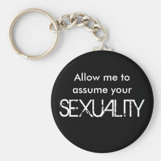 Allow me to assume keychain