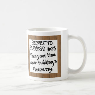 Allow Time for Special Projects Coffee Mug