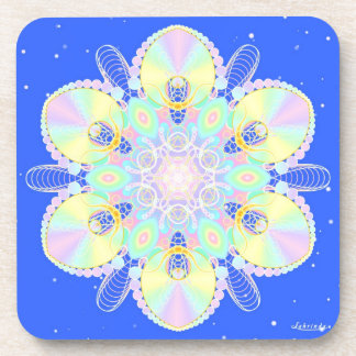 Allow Well-Being Drink Coasters