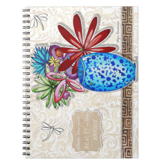 Allow Your Inner Beauty to Shine Notebook