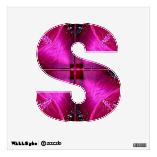 ALLPHABET NUMBER WALL SKINS