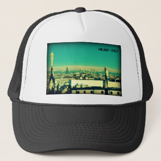 Allps milano trucker hat