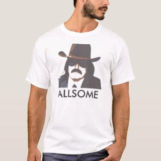 Allsome (camiseta de Clyde Goobler) Playera