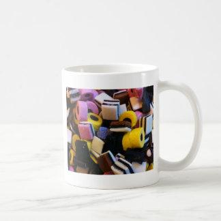 ALLSORTS TAZA DE CAFÉ