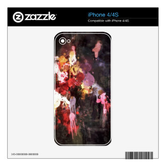 Allure Skins For iPhone 4