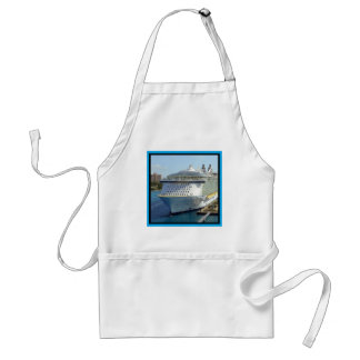 Alluring Bow 2 Adult Apron
