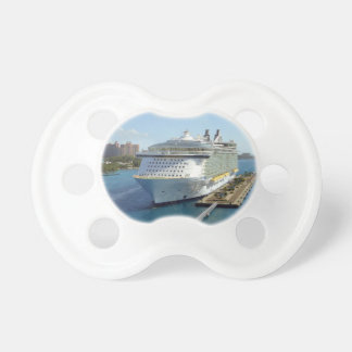 Alluring Bow BooginHead Pacifier