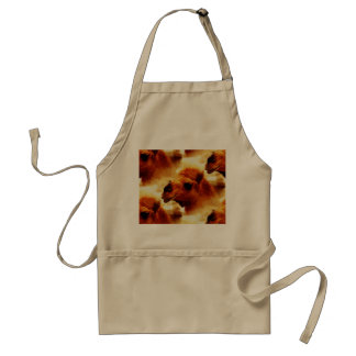 Alluring Camel Face Adult Apron