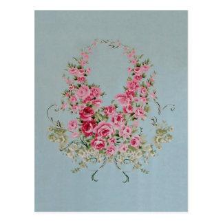 Alluring Flowers - Postcard / RSVP / Invitations
