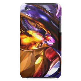 Alluring Grace Pastel Abstract Barely There iPod Covers
