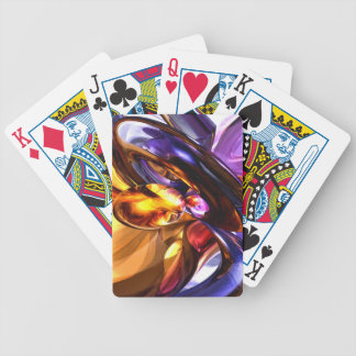 Alluring Grace Pastel Abstract Card Decks