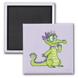 Ally 2 Inch Square Magnet