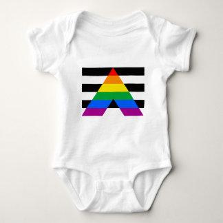 ALLY FLAG ORIGINAL BABY BODYSUIT