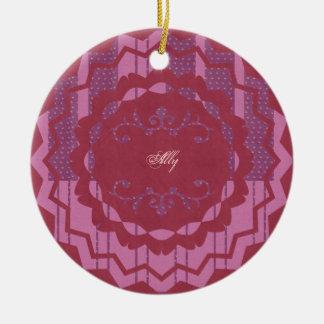 Ally Christmas Ornament
