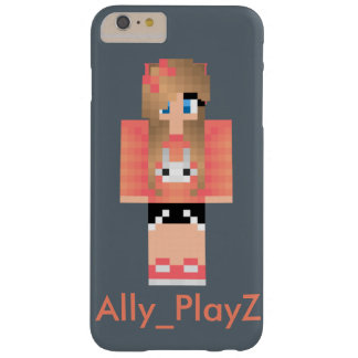 Ally_PlayZ iPhone Case