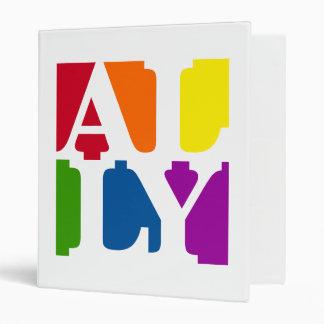 Ally Pop Avery Binder