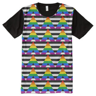 Ally Pride All-Over-Print Shirt
