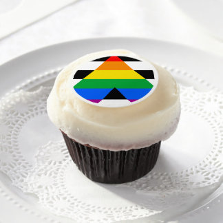 Ally Pride Edible Frosting Rounds