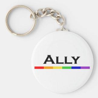 Ally Pride Key chain