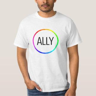 Ally Pride - Modern Gradient T Shirts