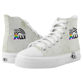 Ally Pride Printed Shoes