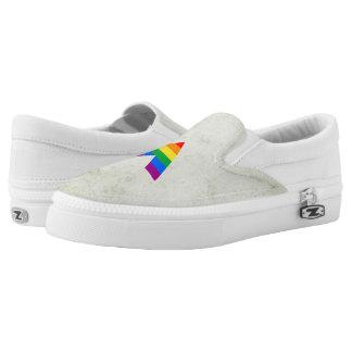 Ally Pride Slip-On Sneakers