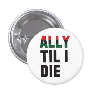 Ally Til I Die Pinback Button