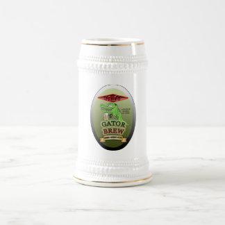 Ally's Gator Brew Beer Stein