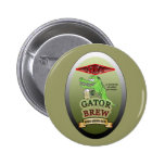 Ally's Gator Brew Buttons