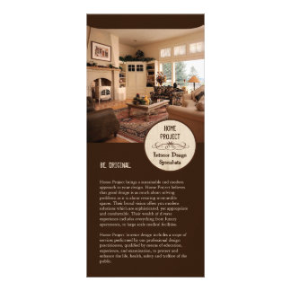 Ally's Home Project Rack Cards